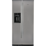 Side by side Whirlpool WSF7256 A+IX, 715 l, NoFrost, dispenser...