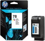 HP Cartus 78 Small 3 culori