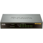 Switch D-Link DES-1008PA 8 porturi