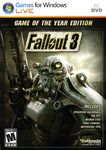 Joc Bethesda Fallout 3 - Game of the Year Edition pentru PC