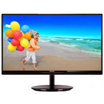 Monitor Philips 244E5QHAD/00, 23.8 inch, 5 ms, Negru