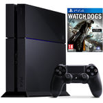 Consola Sony PlayStation 4 500 GB + Joc Watch Dogs