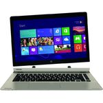 Laptop Toshiba PSDP2E-00T00MG6, Intel Core i5, 8 GB, 500 GB + 128 GB SSD, Microsoft Windows 8.1, Argintiu