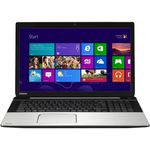 Laptop Toshiba PSPPNE-00M008G6, Intel Core i7, 8 GB, 1 TB, Microsoft Windows 8.1, Argintiu