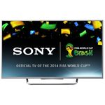 Televizor Sony KDL55W815BSAE2, Smart TV, 3D, LED, 140 cm, Full HD, Argintiu