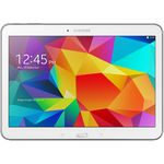 Tableta Samsung Galaxy Tab 4 T535, procesor Quad-Core 1.2GHz, 10.1 inch, 1.5GB DDR3, 16GB, Wi-Fi, 4G, GPS, Bluetooth 4.0, Android 4.4.2 KitKat, White