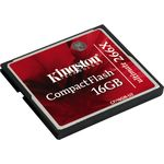 Card de memorie Kingston CF/16GB-U2, 16 GB