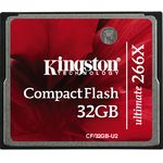 Card de memorie Kingston CF/32GB-U2, 32 GB
