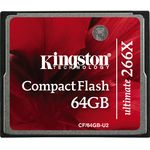 Card de memorie Kingston CF/64GB-U2, 64 GB