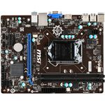 Placa de baza MSI H81M-E33, Socket 1150