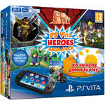 Consola Sony Mega Pack PS Vita