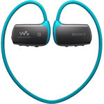 Sony MP3 player NWZWS613B, 4GB, Waterproof, Bluetooth, Albastru