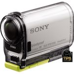 Camera video Sony HDR-AS100VR, sport, carcasa waterproof, telecomanda