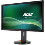 "Monitor Acer XB270HABPRZ, 27"", Wide, Full HD, DVI, DisplayPort, Negru"