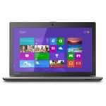 "Laptop Toshiba Tecra Z50-A-181, Intel Core i7-4600U 2.10GHz, Haswell, 15.6"", Full HD, 8GB, SSD 256GB, Intel HD Graphics, Microsoft Windows 7 Professional + Upgrade Windows 8 Pro licenta, Gri metalic"