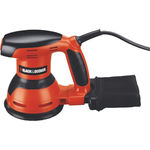 Black & Decker Slefuitor orbital Black&Decker KA198, 260 W, 125 mm