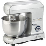 Mixer Studio Casa Grand Chef, 550 W, Bol detasabil 4.2 l, 10 Viteze, Inox