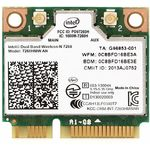 Placa de retea Intel 7260.HMWANWB, Dual Band Wireless-N 7260, 2 x 2 AGN + BT, HMC, 30 Mbs, PCI-E