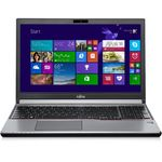 Laptop Fujitsu S26391-K393-V200_C, Intel Core i5, 4 GB, 256 GB SSD, Microsoft Windows 7 Pro + Microsoft Windows 8.1 Pro, Argintiu