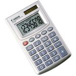 Calculator de birou Canon LS270HBL, 8 digiti, display LCD