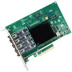 Placa de retea Intel X710DA4FHBLK,  Ethernet Converged Network Adapter, retail bulk