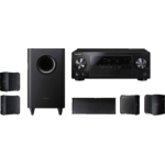 Sistem home cinema Pioneer HTP-072, 5.1 HDMI, 3D, AV, Receiver with 4K Pass Through + Speaker Package