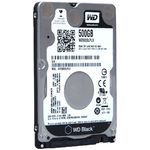 Hard Disk Western Digital WD5000LPLX, 2.5 inch, 500 GB, 32 MB, 7200 RPM