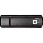 Adaptor wireless D-Link DWA-182, Dual-band, 866/300Mbps, USB 3.0