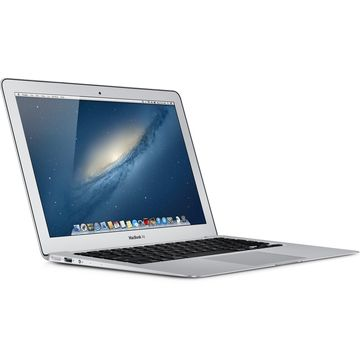 Laptop Apple mjve2ro/a, Intel Core i5, 4 GB, 128 GB SSD, Mac OS X Mavericks, Argintiu