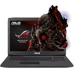 Laptop Asus G751JT-T7040D, Intel Core i7-4710HQ, 2.50GHz, Haswell, 17.3 inch, Full HD