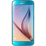 Telefon mobil Samsung Galaxy S6 G920 LTE, 32 GB, 4G, Camera 16 MP, Blue