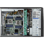 Server Intel P4308CP4MHGC, Tower 4U,16 x DDR3 RDIMM 1600 MHz, 8 x 3.5 HDD HotSwap
