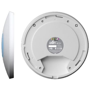 Acces point UbiQuiti UniFi AP PRO, 802.11 a/b/g/n, 802.3 af, 2.4 /  5 GHz, Alb