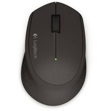 Mouse Logitech M280, Wireless, 1000 dpi, Negru