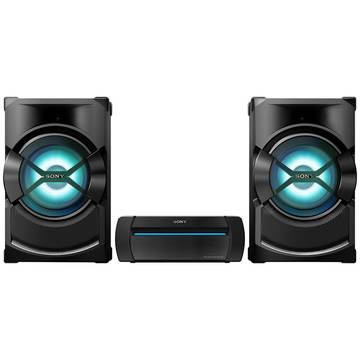 SHAKE-X3, Tuner FM, CD Player, NFC, 1200 W RMS