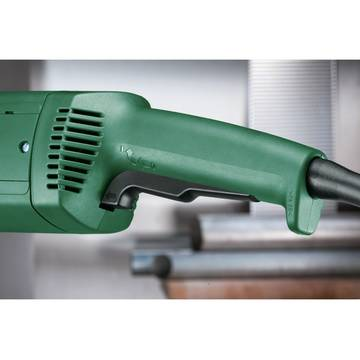 Polizor unghiular Bosch PWS 20-230 AVG IS Uni, 2000 W, 6500 RPM, 230 mm, Fara disc