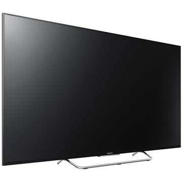 Televizor Sony Bravia 43W808, Smart Android, 3D, LED, 108 cm, Full HD, Negru