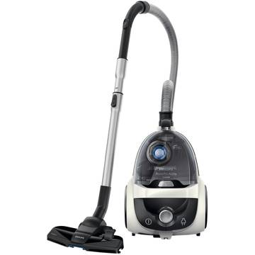Aspirator Philips Power Pro Active FC8647/91, 1.7 l, Tub telescopic metalic, 1500 W, EPA 10, Alb