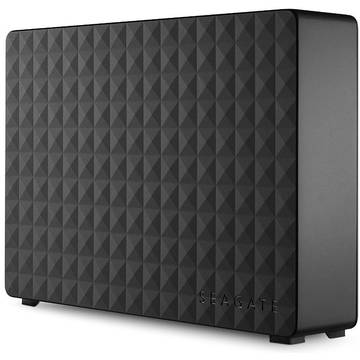 Hard Disk extern Seagate Expansion 2TB, 3.5 inch, USB 3.0, Negru