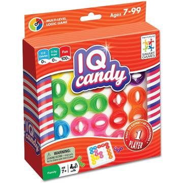 Joc Smart Games Iq Candy, 6 ani +