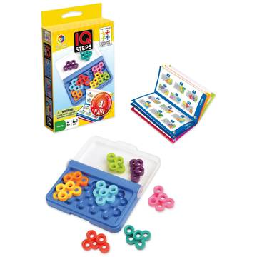 Joc Smart Games Iq Steps, 8 ani +