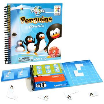 Joc Smart Games Parada Pinguinilor, 5 ani +