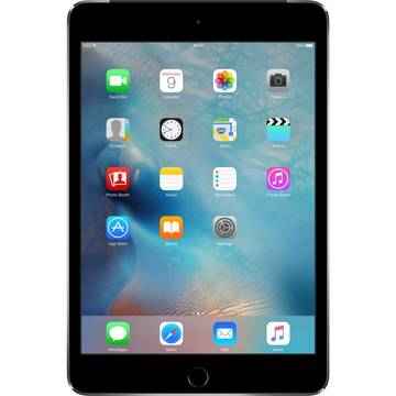 Tableta Apple iPad mini 4, Cellular, 64 GB, 4G, Gri