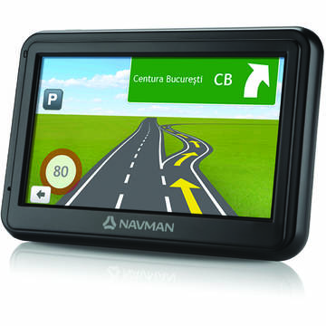 GPS Navman 4000 Full Europe, display 4.3 inch
