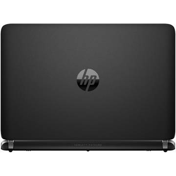 Laptop HP N1B08EA, Intel Core i3, 4 GB, 500 GB, Microsoft Windows 7 Pro + Microsoft Windows 10 Pro, Negru / Argintiu