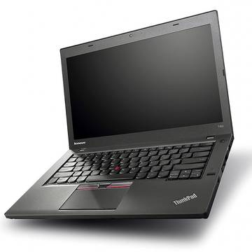 Laptop Lenovo Thinkpad T450, 14'', HD+, Intel® Core™ i5-5300U 2.3GHz Broadwell, 8GB, 256GB SSD, GMA HD 5500, FingerPrint Reader, 4G LTE, Win 7 Pro + Win 8.1 Pro, 20BU006ARI