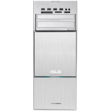 Sistem desktop Asus M70AD, Intel® Core™ i7-4790 3.6GHz Haswell, 8GB DDR3, 1TB + 8GB SSH, GeForce GTX 760 3GB, FreeDos, M70AD-RO004D