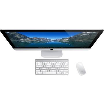 "Sistem All in One Apple iMac, Intel® Quad Core™ i5 2.80GHz, Broadwell, 21.5"", Full HD, 8GB, 1TB, Intel Iris Pro Graphics 6200, OS X El Capitan, ROM KB, MK442RO/A"