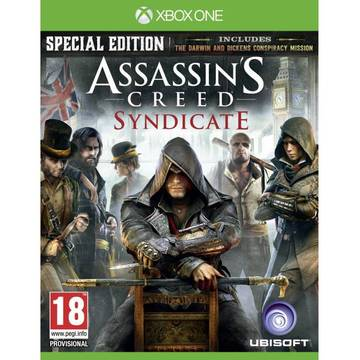 Joc Ubisoft Assassins Creed Syndicate Special Edition pentru Xbox One