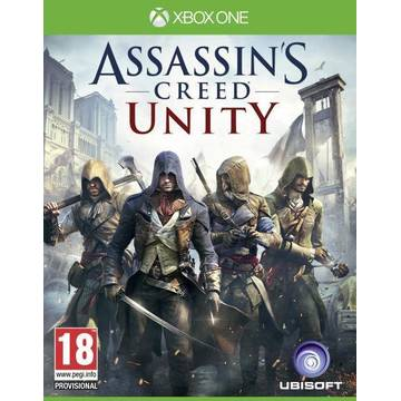 Joc Ubisoft Assassins Creed Unity pentru Xbox One